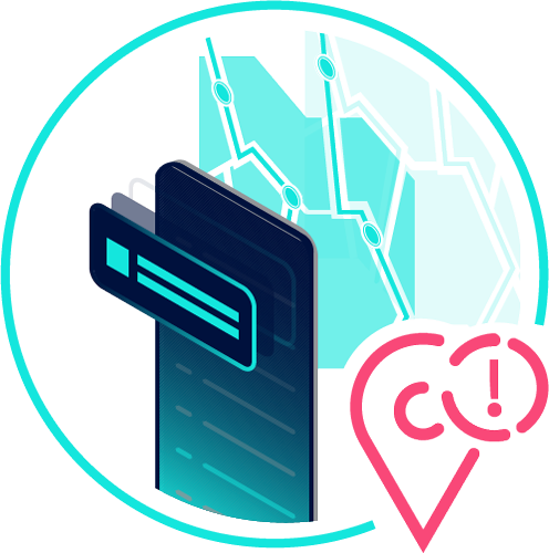Pilgrim SDK icon