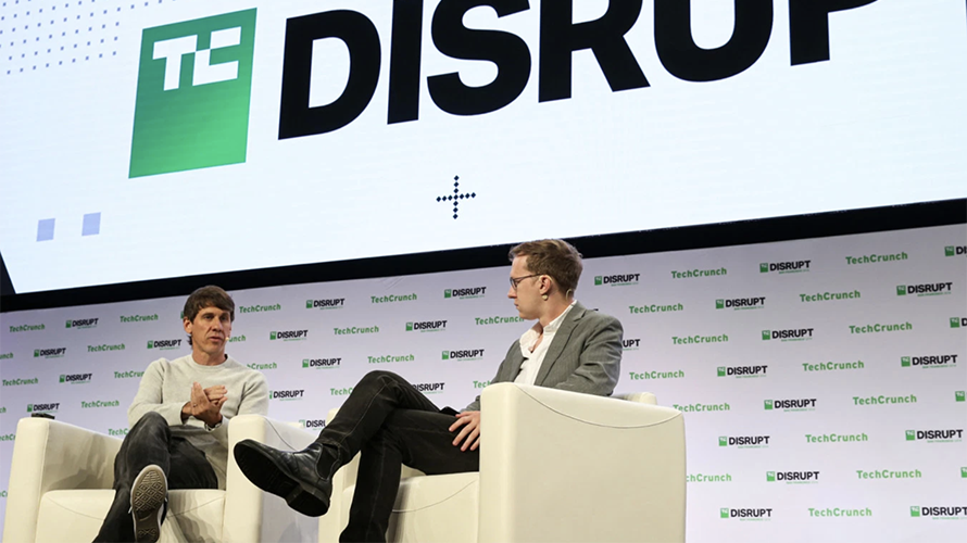 Techcrunch with Dennis