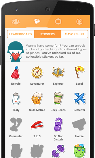 Swarm screenshot for Android